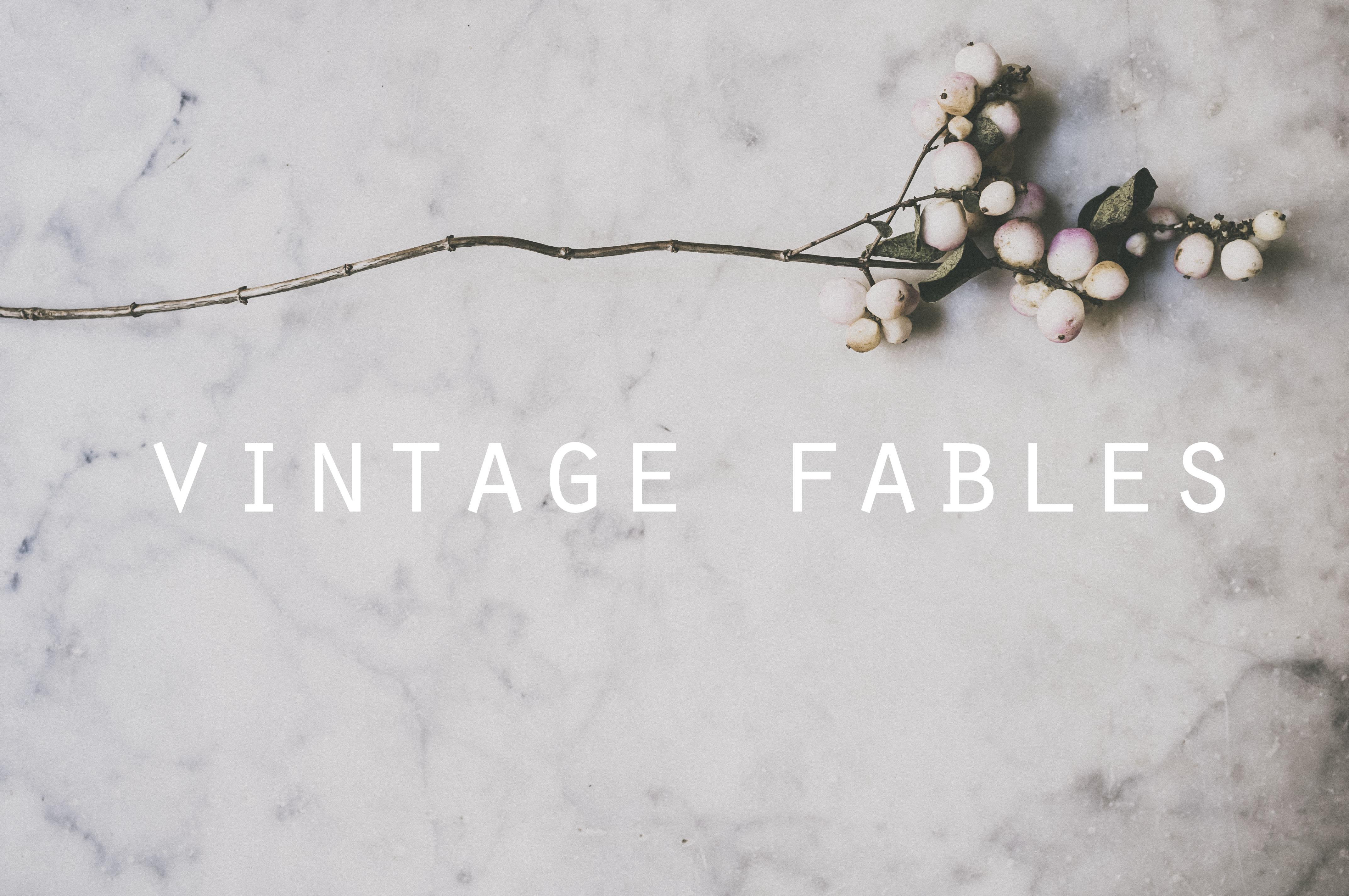 vintagefables
